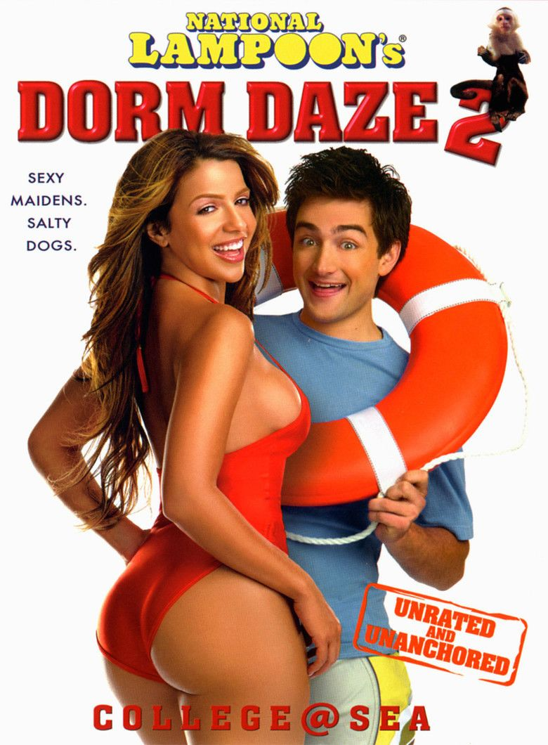 National Lampoons Dorm Daze 2 movie poster