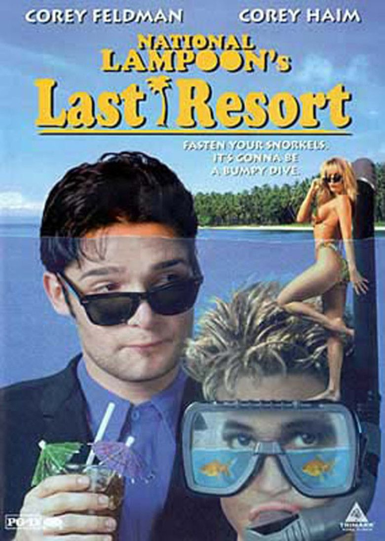 National Lampoons Last Resort movie poster