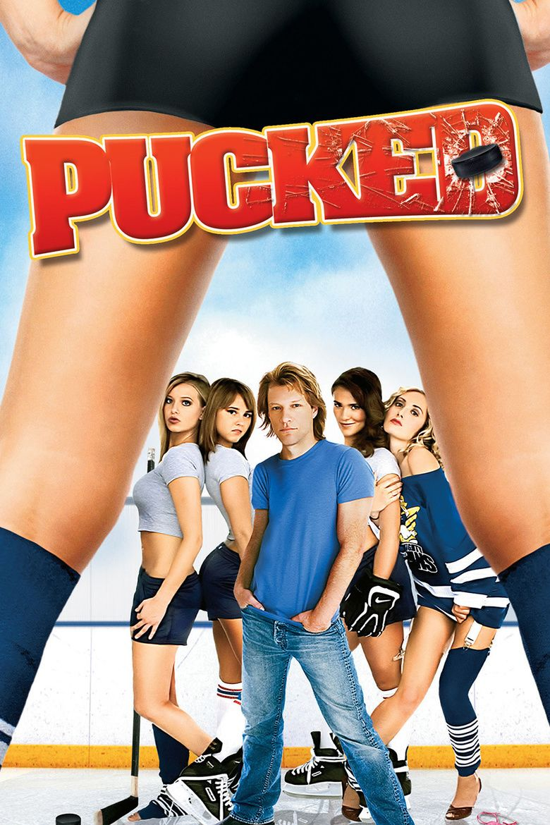 National Lampoons Pucked movie poster