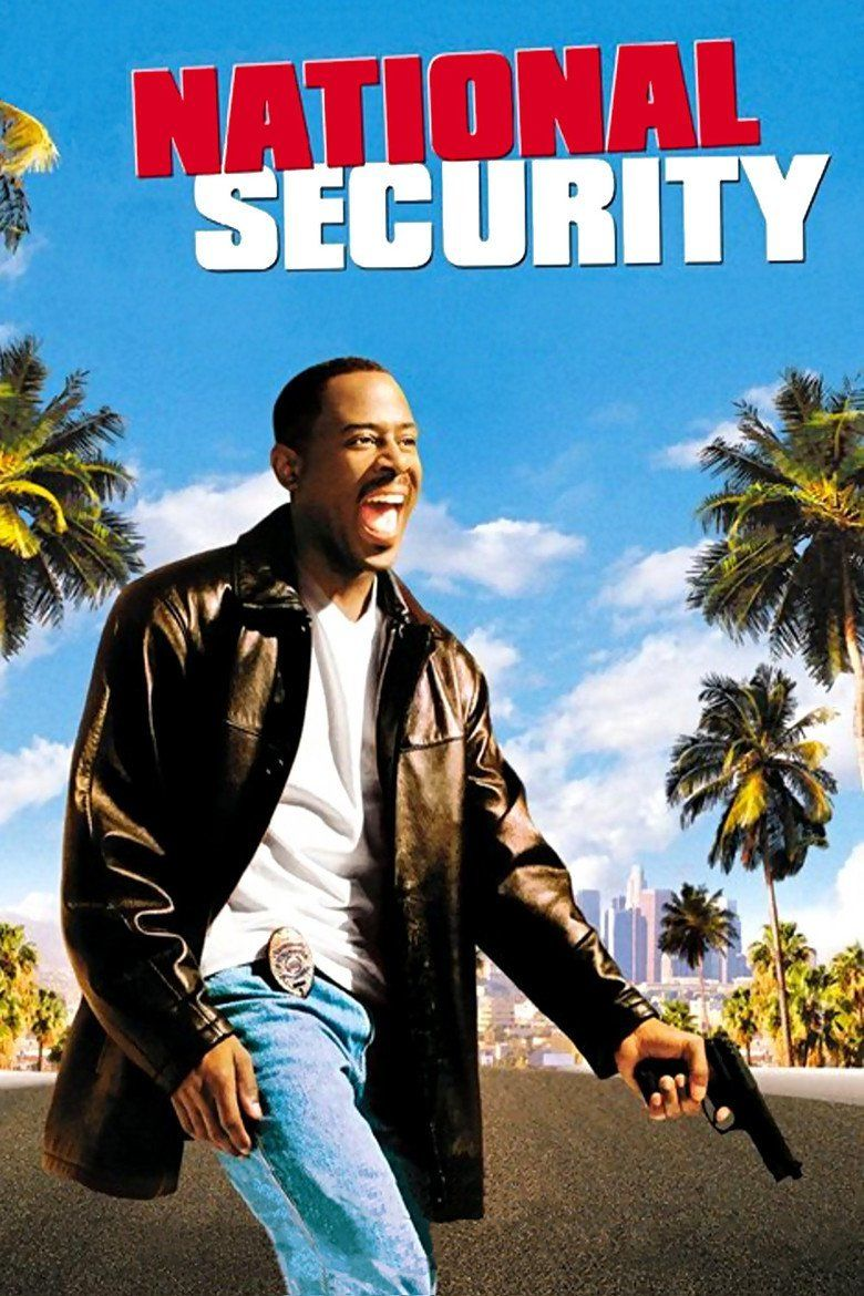 National Security (2003 film) movie poster