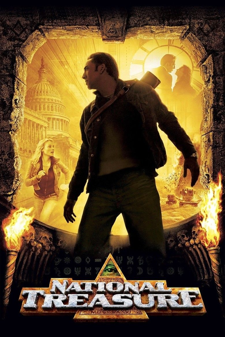 National Treasure (franchise) movie poster