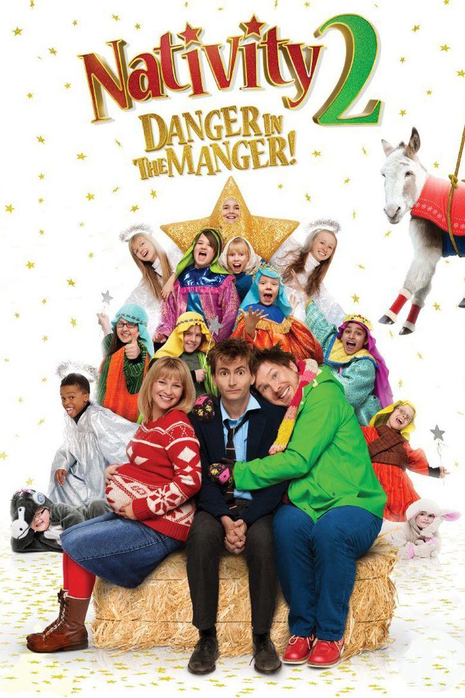 Nativity 2: Danger in the Manger movie poster