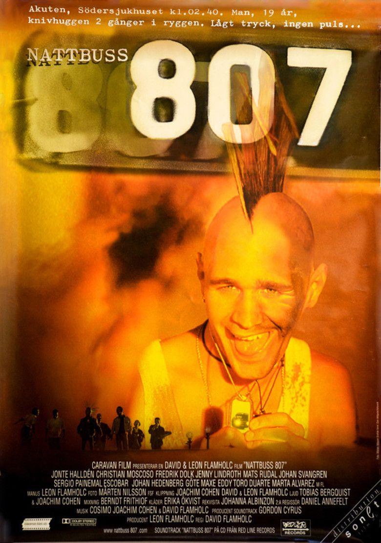 Nattbuss 807 movie poster