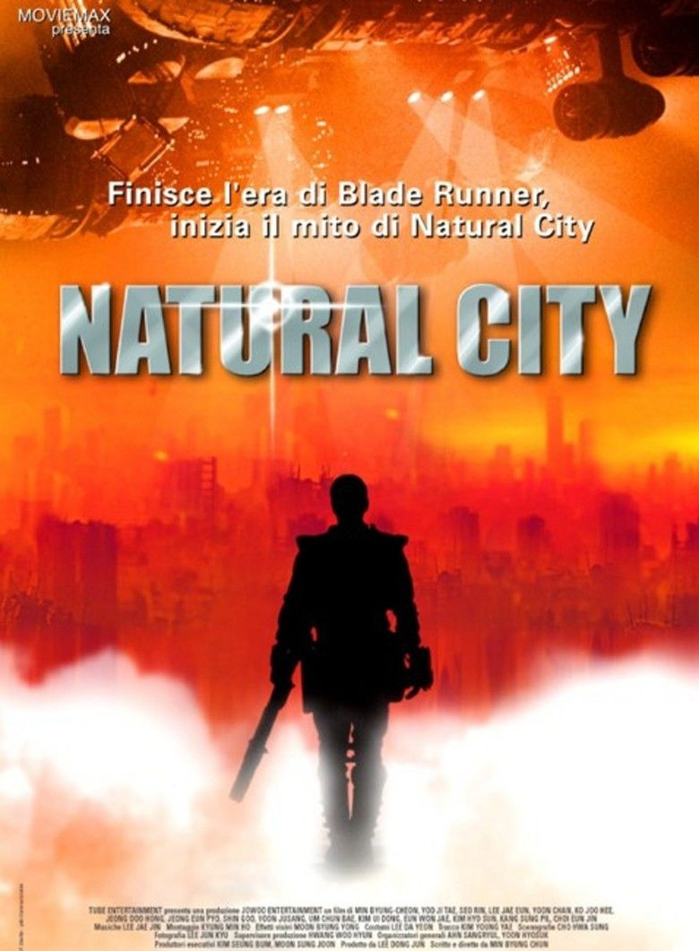 Natural City movie poster