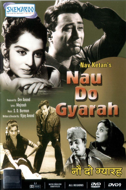 Nau Do Gyarah movie poster