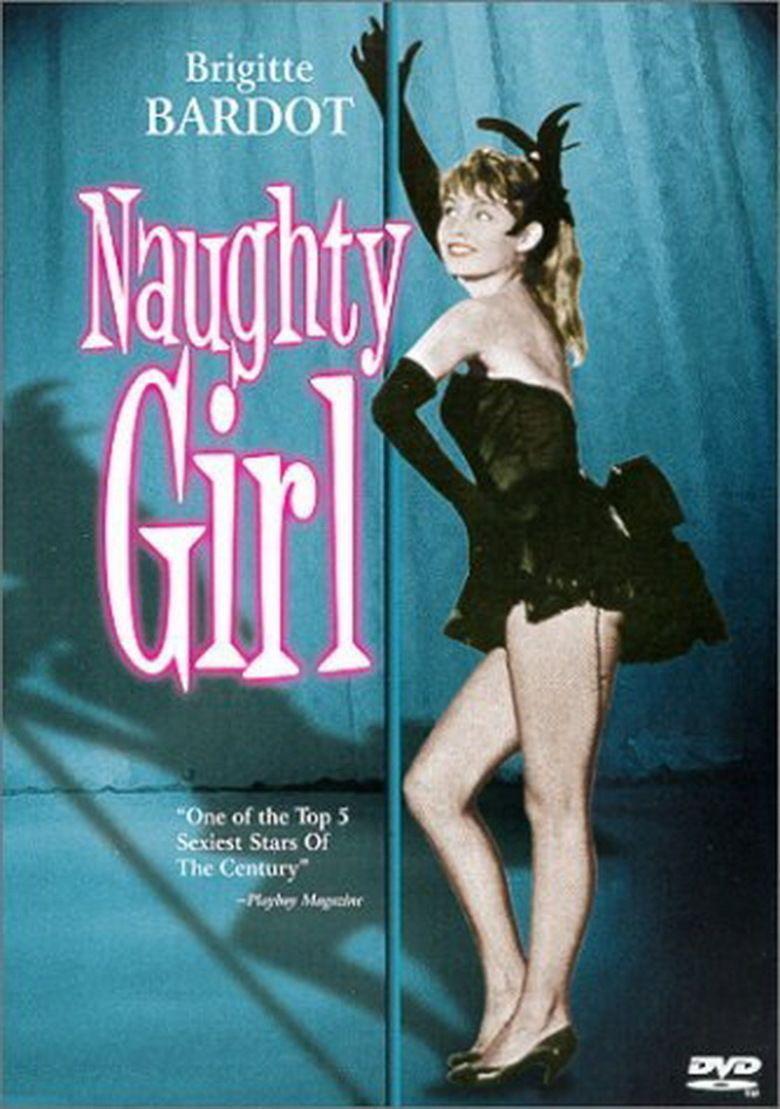 Naughty Girl (film) movie poster