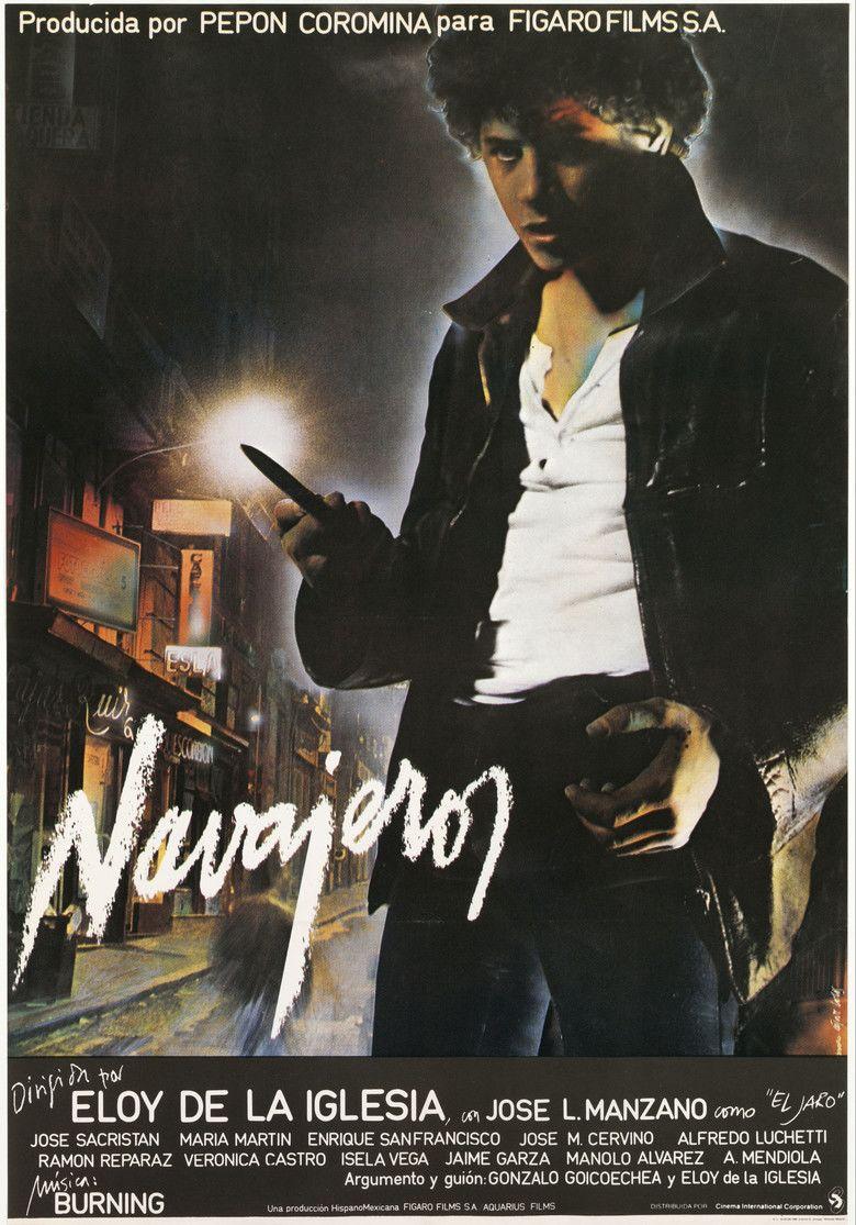 Navajeros movie poster