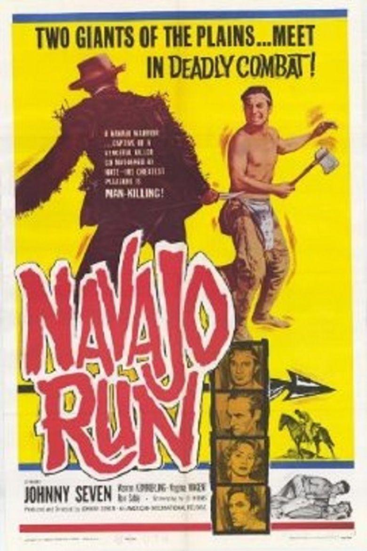 Navajo Run movie poster