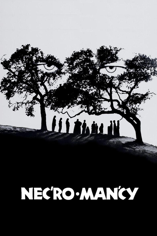 Necromancy (film) movie poster
