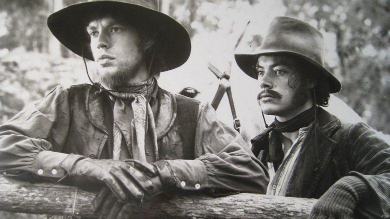 Ned Kelly (1970 film) movie scenes
