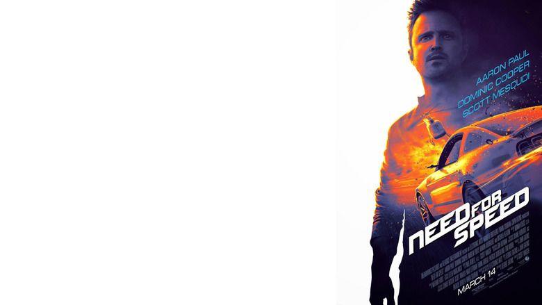 Need for Speed (film) movie scenes