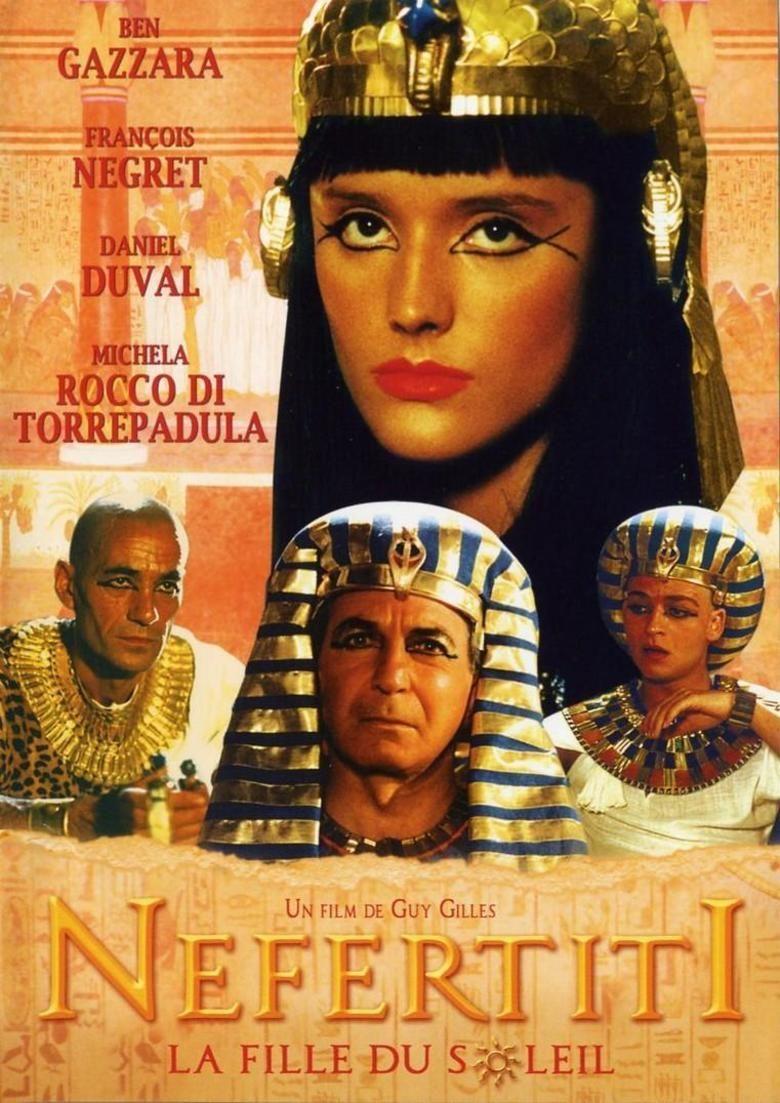Nefertiti, figlia del sole movie poster