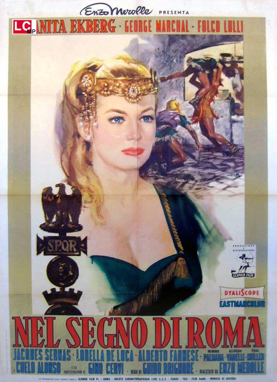 Nel Segno di Roma movie poster