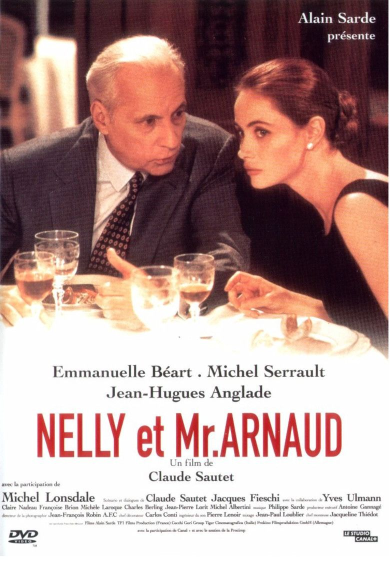 Nelly and Mr Arnaud movie poster