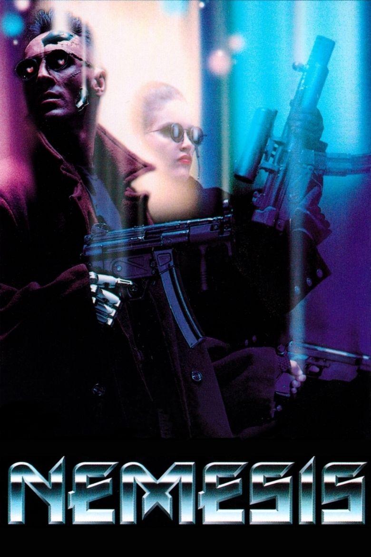 Nemesis (1992 film) movie poster