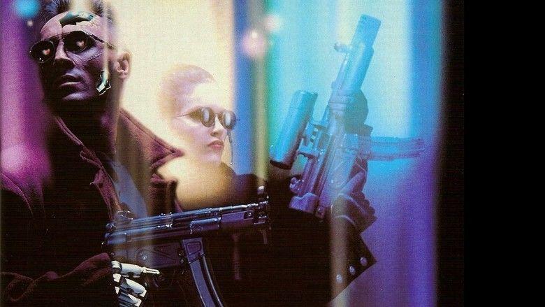 Nemesis (1992 film) movie scenes