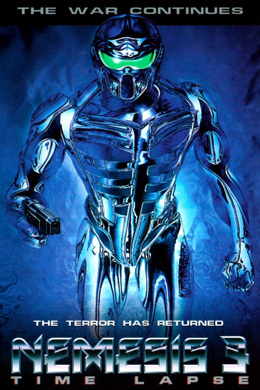 Nemesis 3: Prey Harder movie poster