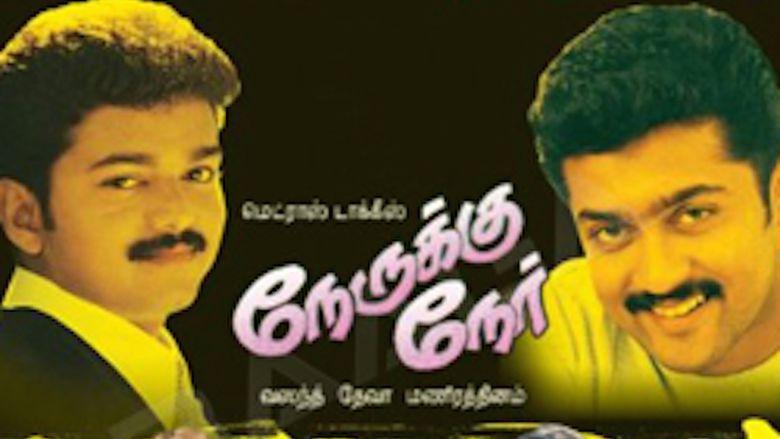 Nerrukku Ner movie scenes