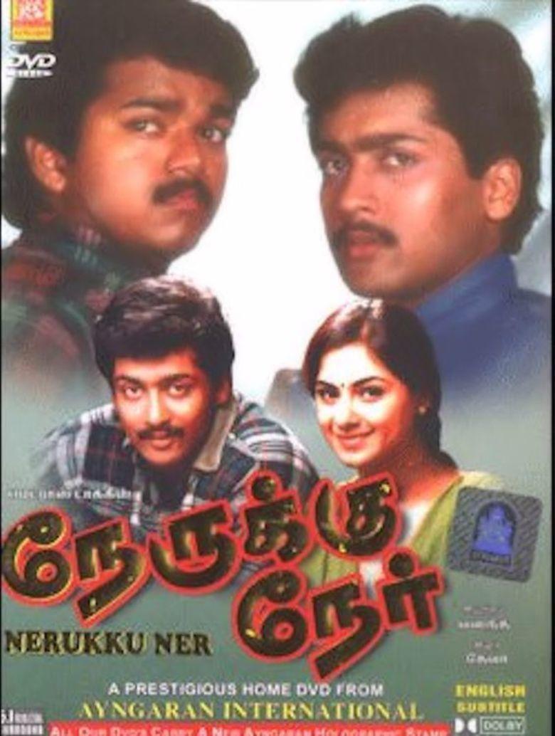 Nerrukku Ner movie poster