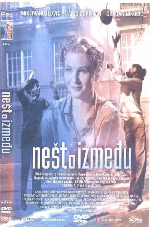 Nesto izmedu movie poster