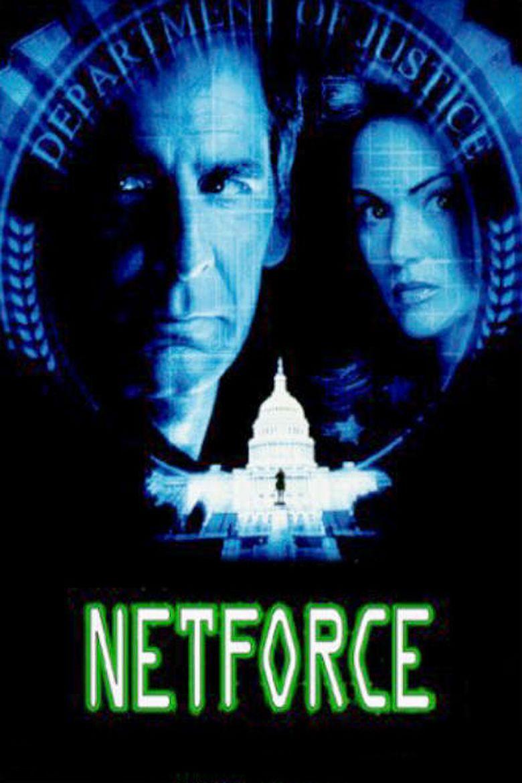 NetForce (film) movie poster