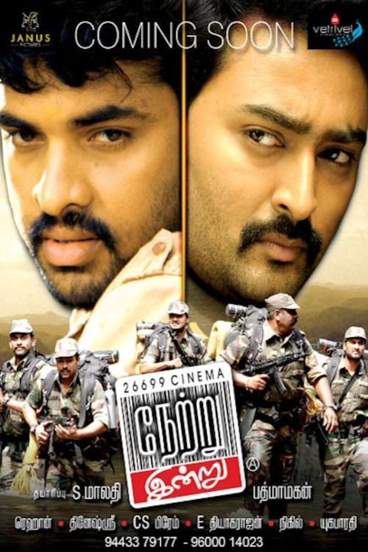 Netru Indru movie poster