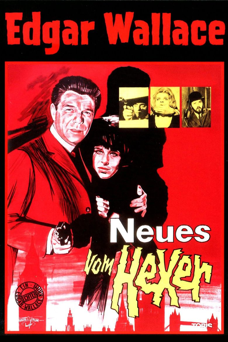 Neues vom Hexer movie poster