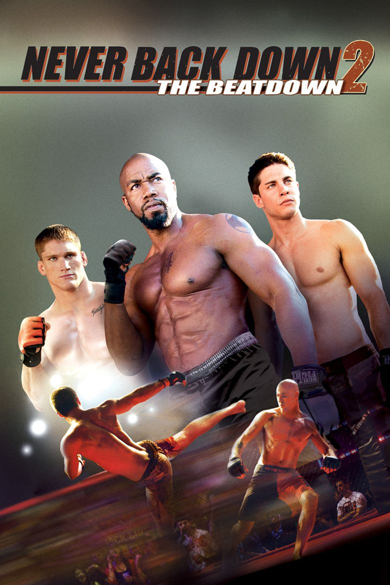 Never Back Down 2: The Beatdown movie poster