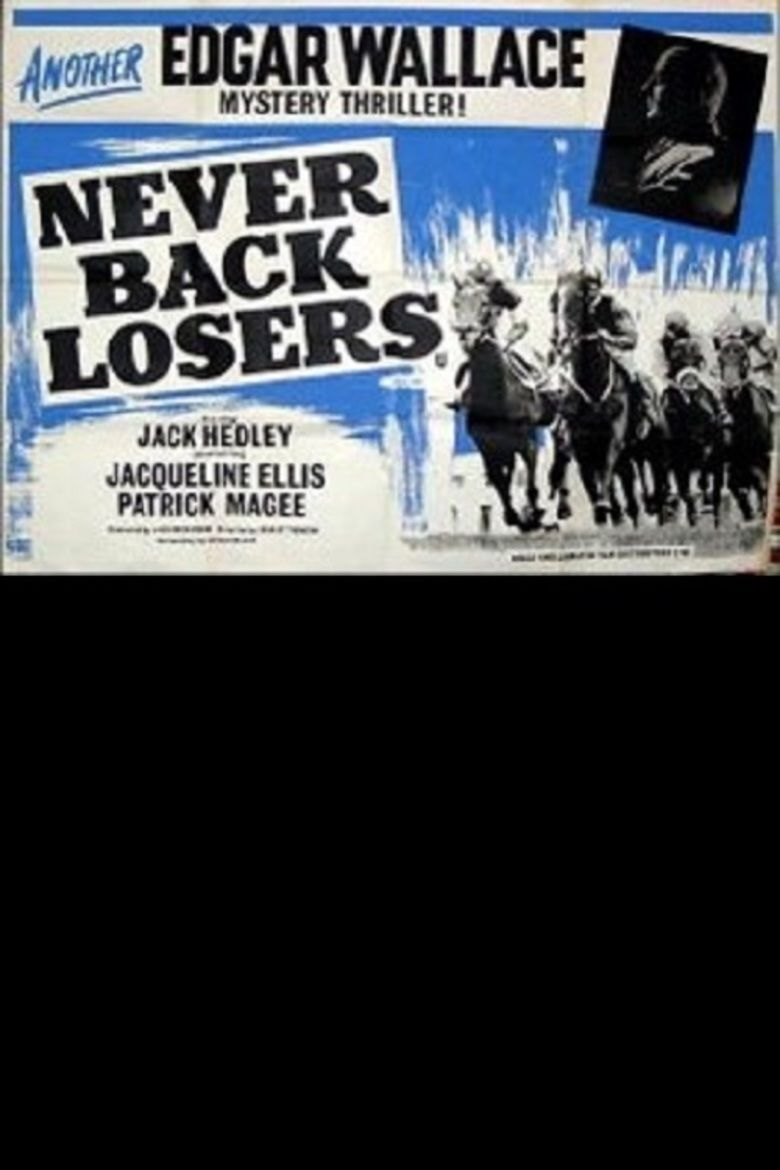 Never Back Losers movie poster