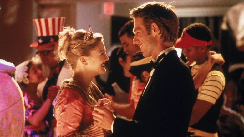 Never Been Kissed movie scenes