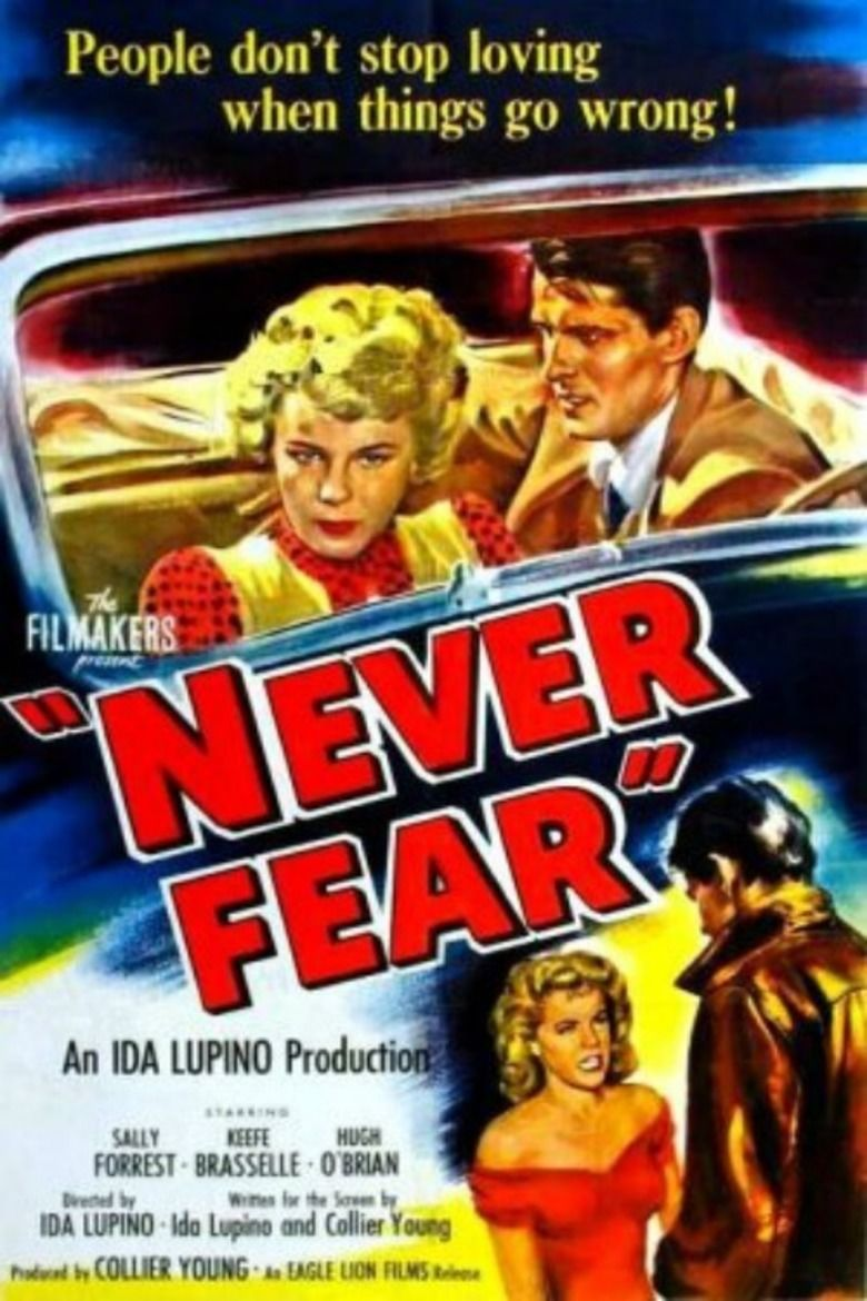 Never Fear movie poster