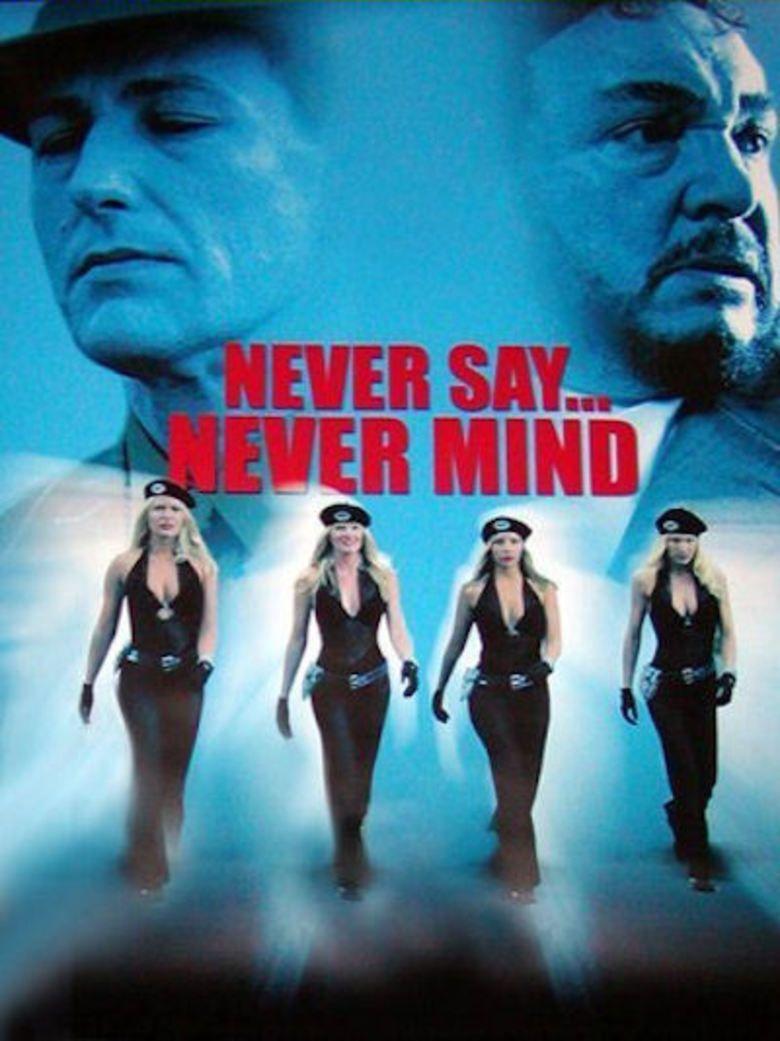 Never Say Never Mind: The Swedish Bikini Team movie poster