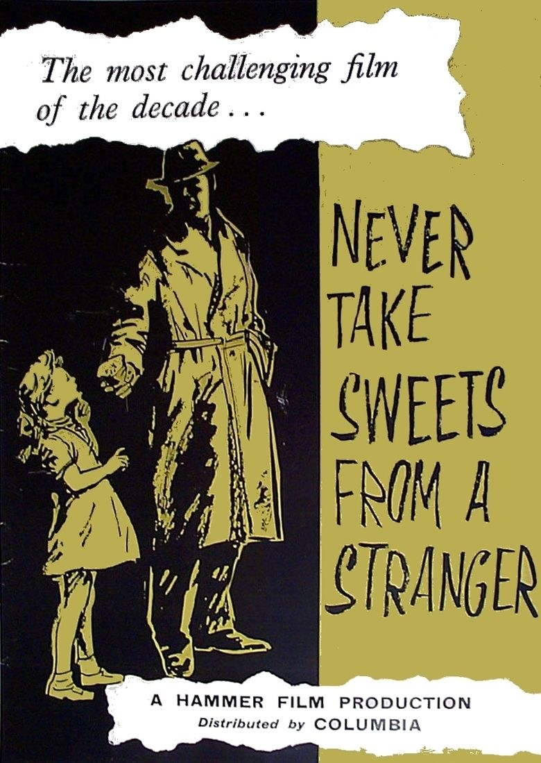 Never Take Sweets from a Stranger movie poster