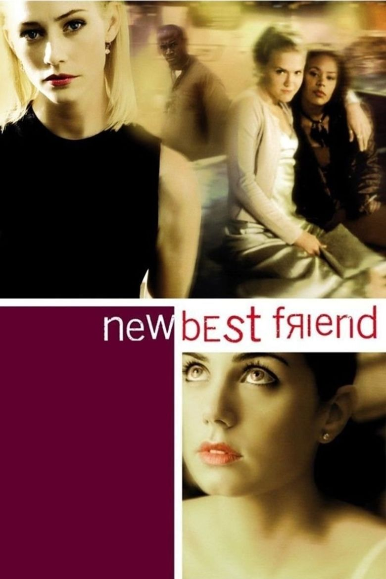 New Best Friend movie poster