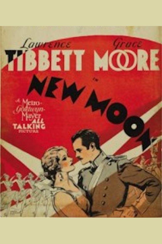 New Moon (1930 film) movie poster