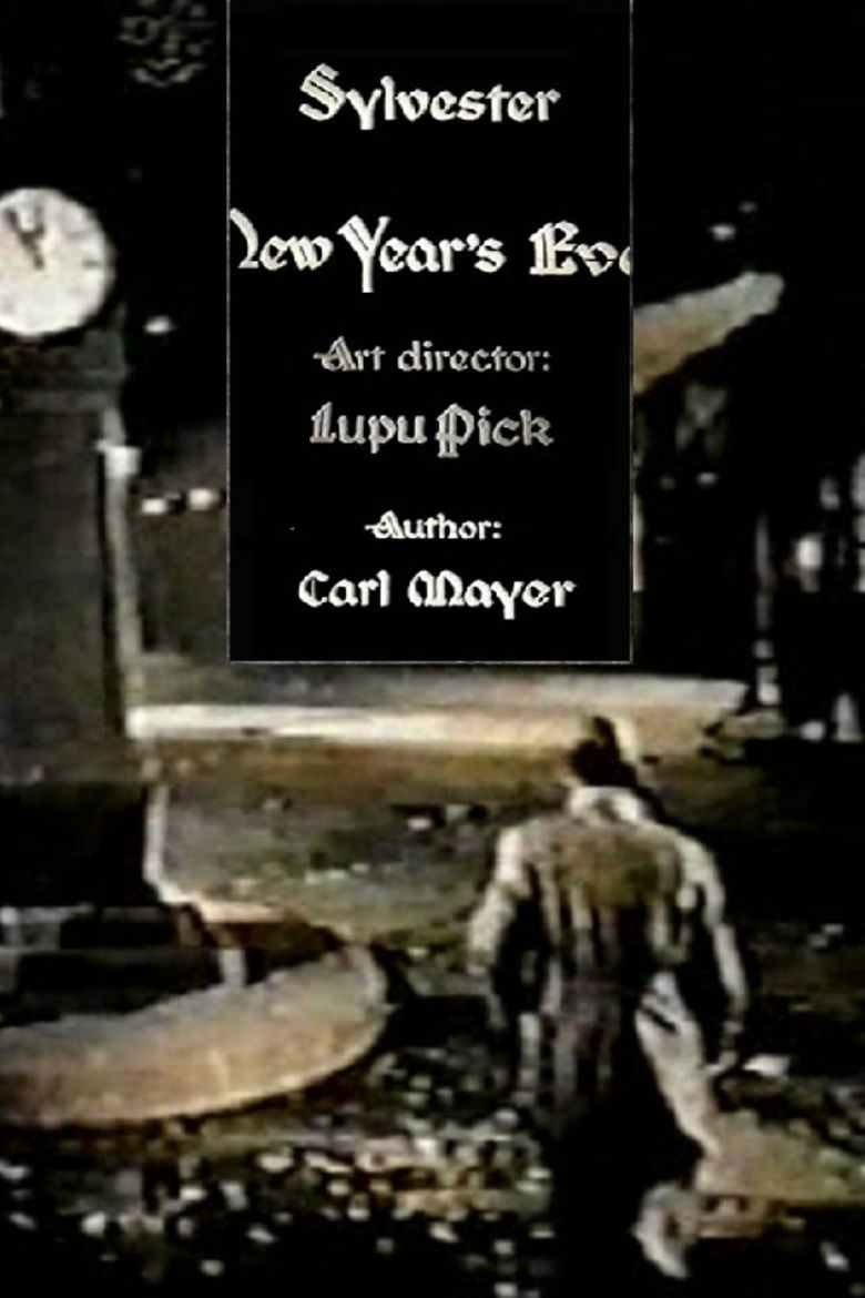 New Years Eve (1924 film) movie poster