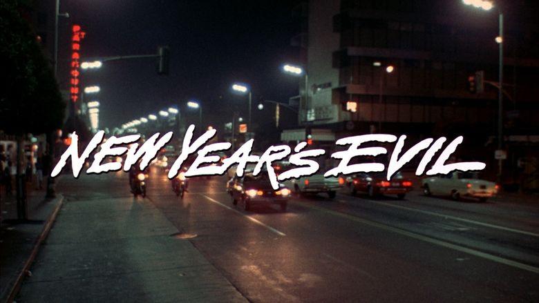 New Years Evil (film) movie scenes
