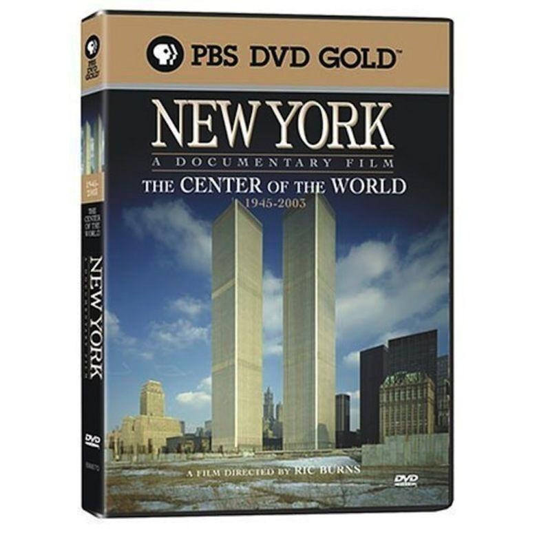 New York: A Documentary Film movie poster