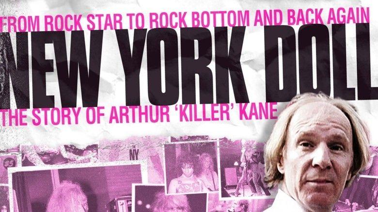 New York Doll movie scenes