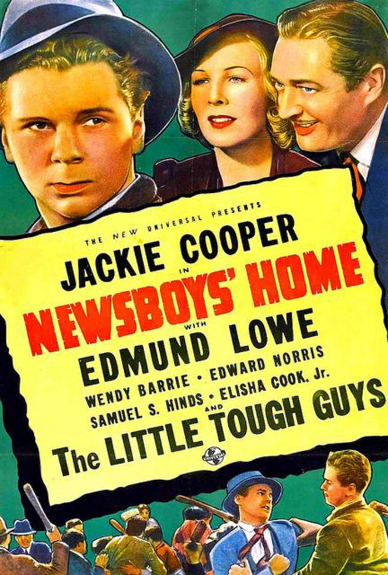 Newsboys Home movie poster