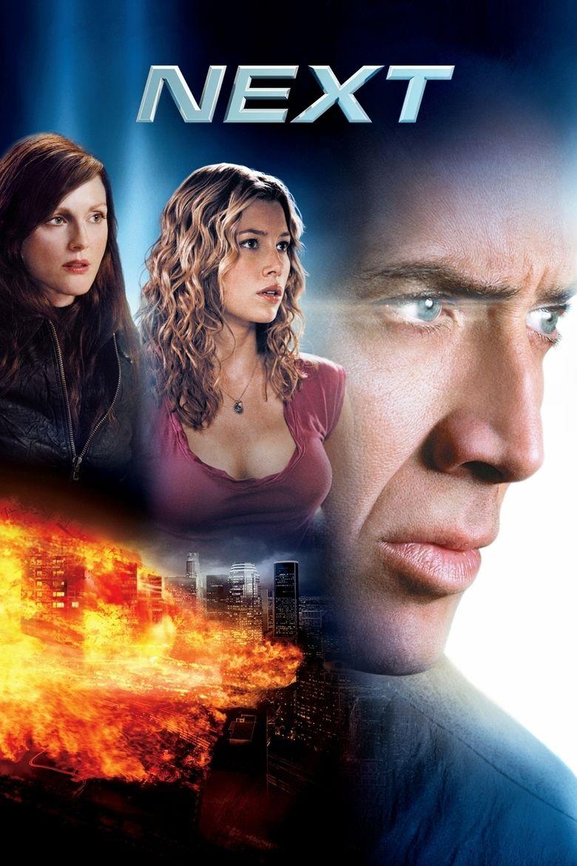 Next (2007 film) movie poster