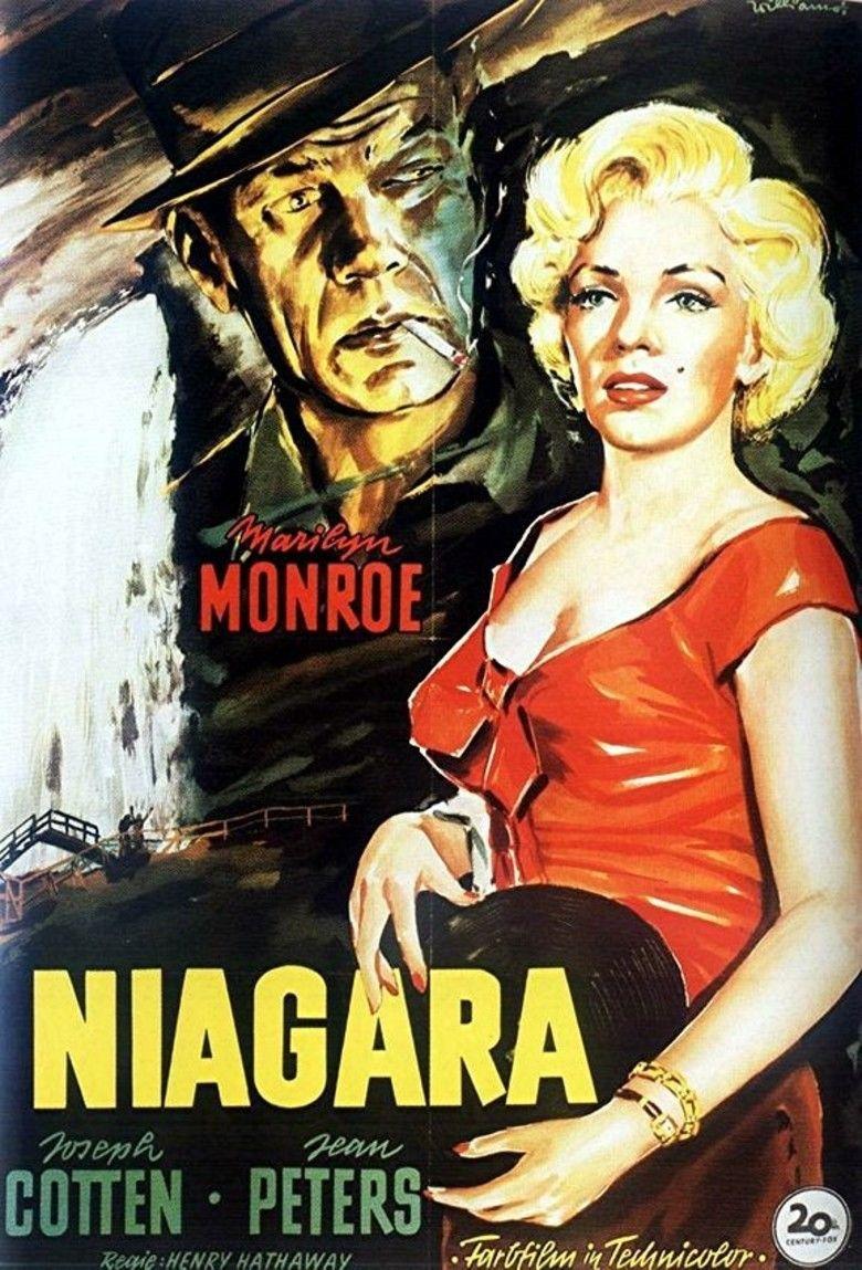 Niagara Film 1953 Alchetron The Free Social Encyclopedia