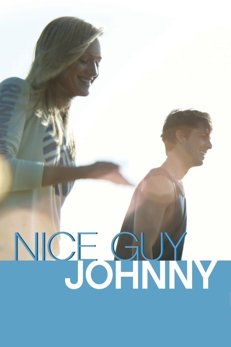 Nice Guy Johnny movie poster