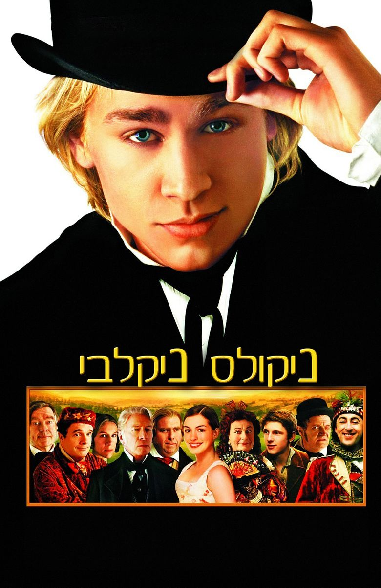 Nicholas Nickleby (2002 film) movie poster