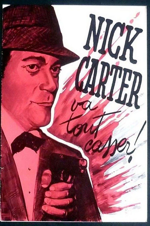 Nick Carter va tout casser movie poster