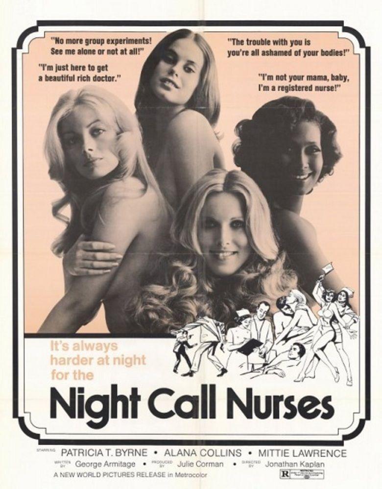 Night Call Nurses movie poster