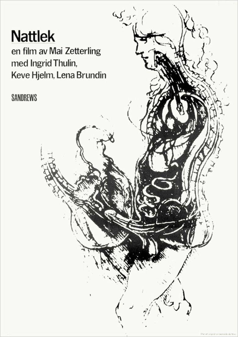 Night Games (1966 film) movie poster