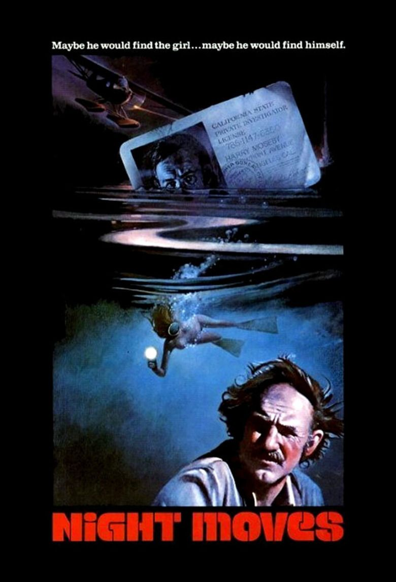 Night Moves (1975 film) movie poster