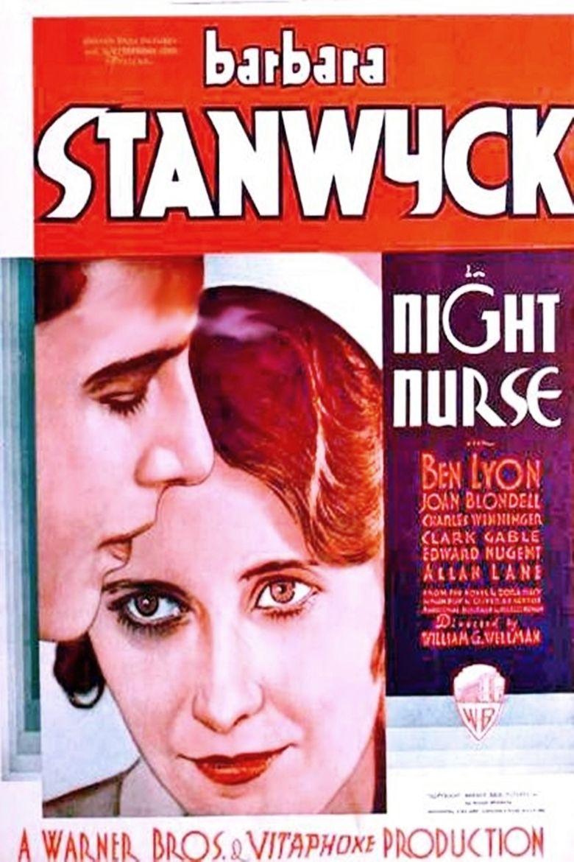 Night Nurse (1931 film) movie poster