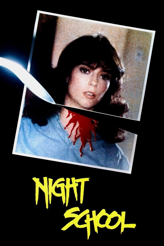 Night School (film) movie poster